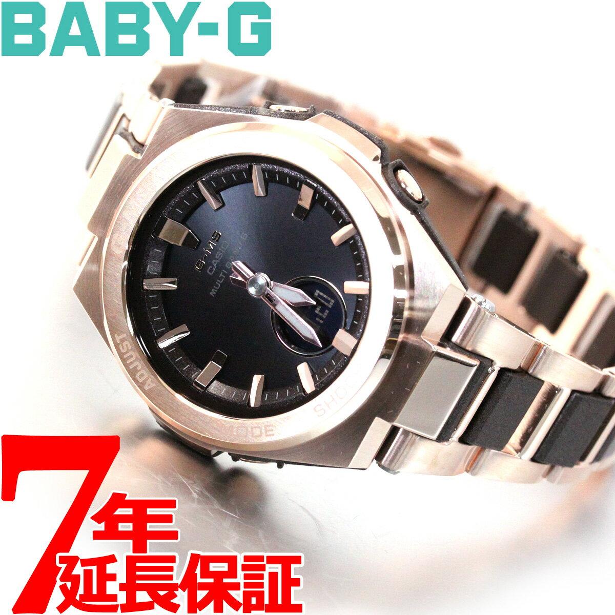 腕時計, レディース腕時計 30036302359BABY-G G G-MS MSG-W200CG-5AJF