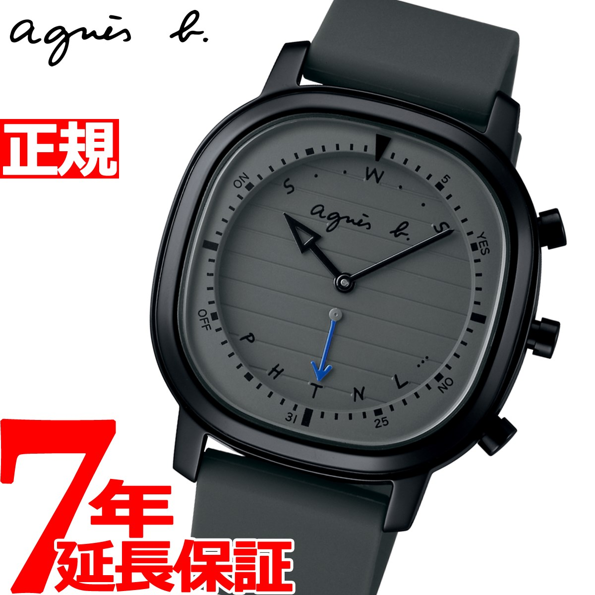 腕時計, メンズ腕時計 1OFF42252359 Bluetooth agnes b. Bon Voyage FCRB7012020