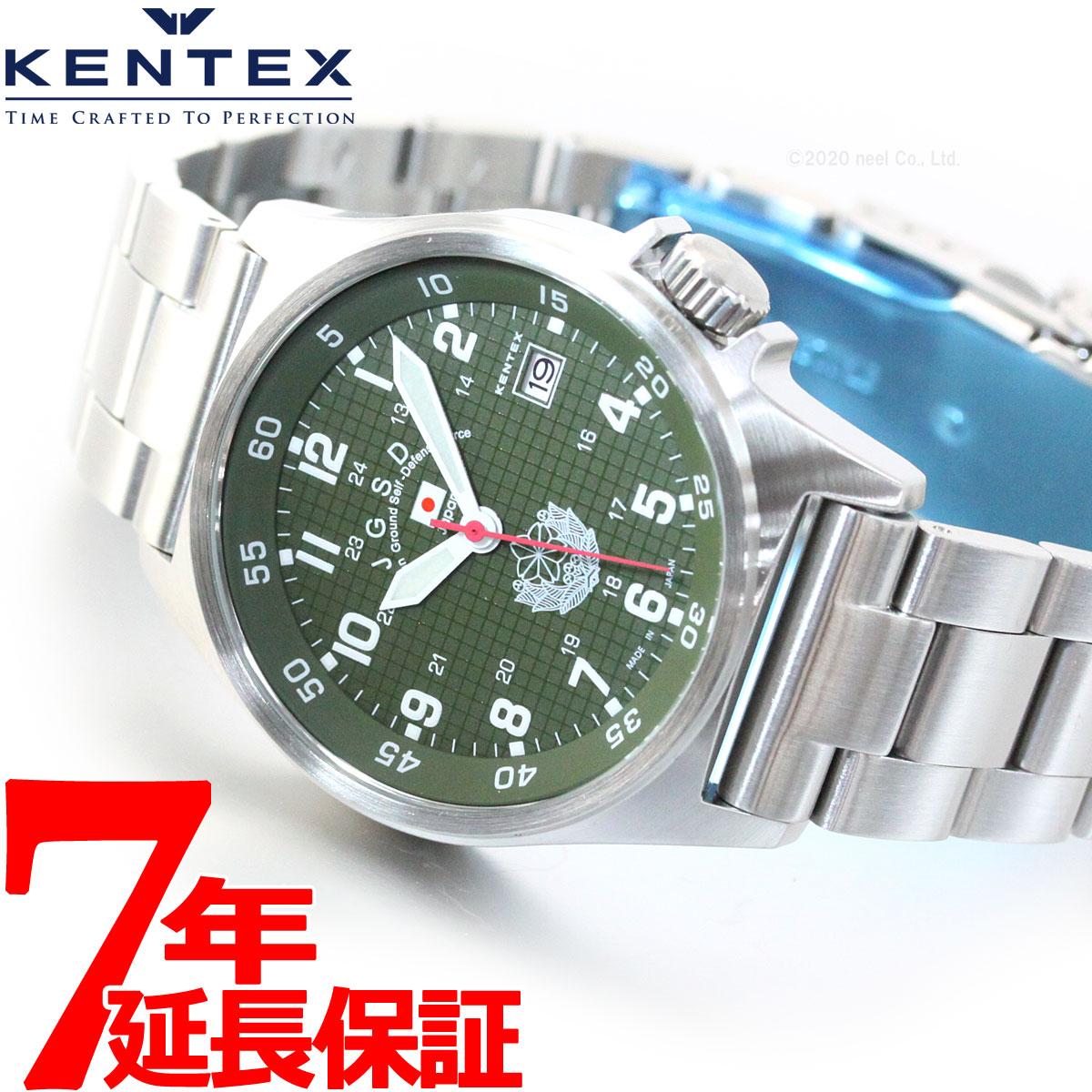 腕時計, メンズ腕時計 34KENTEX JSDF S455M-09