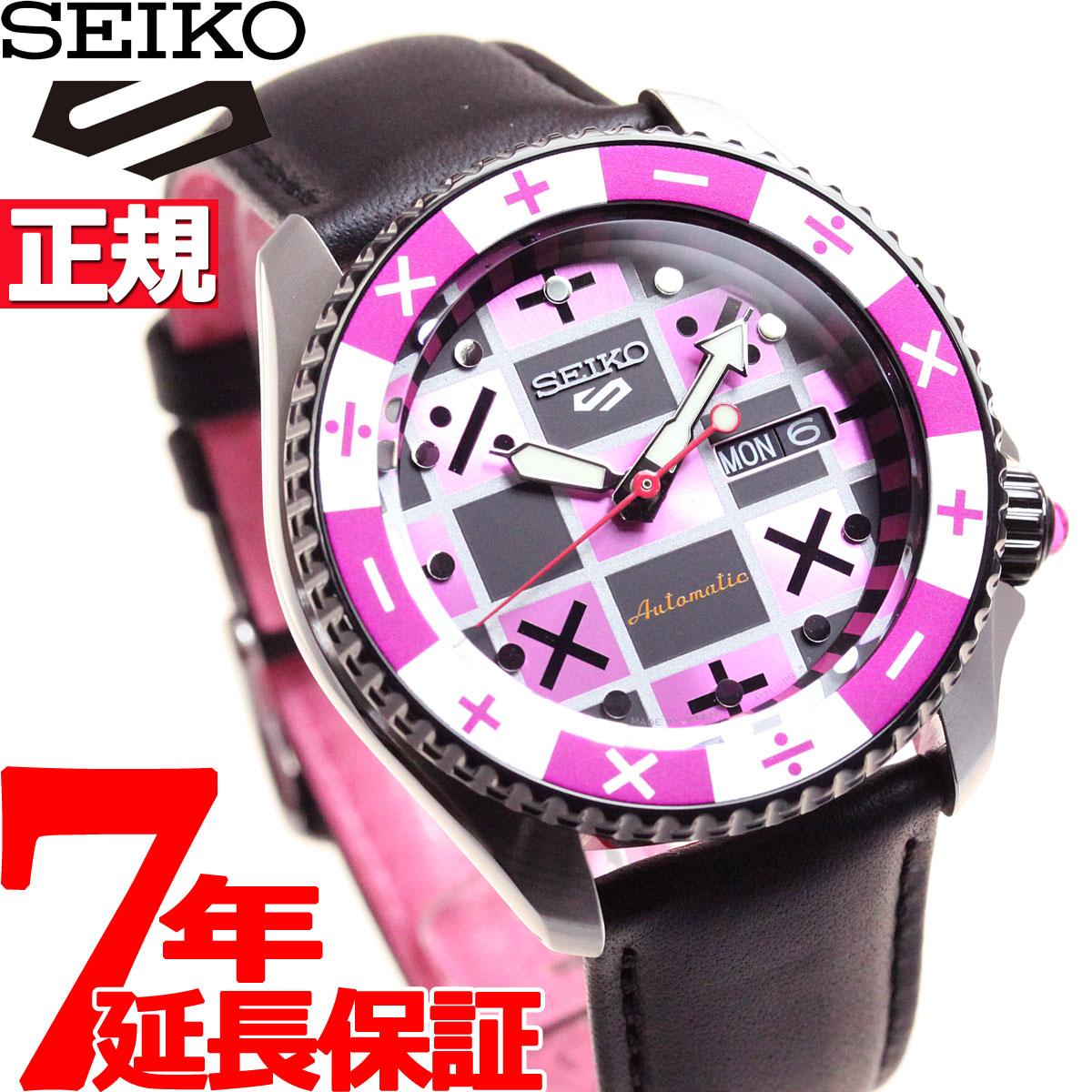 腕時計, メンズ腕時計 300373023595 SEIKO 5 SPORTS JOJO Sense SBSA033
