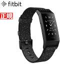 Fitbit Charge 4 スペシャル エディション FB417BKGY-FRCJK