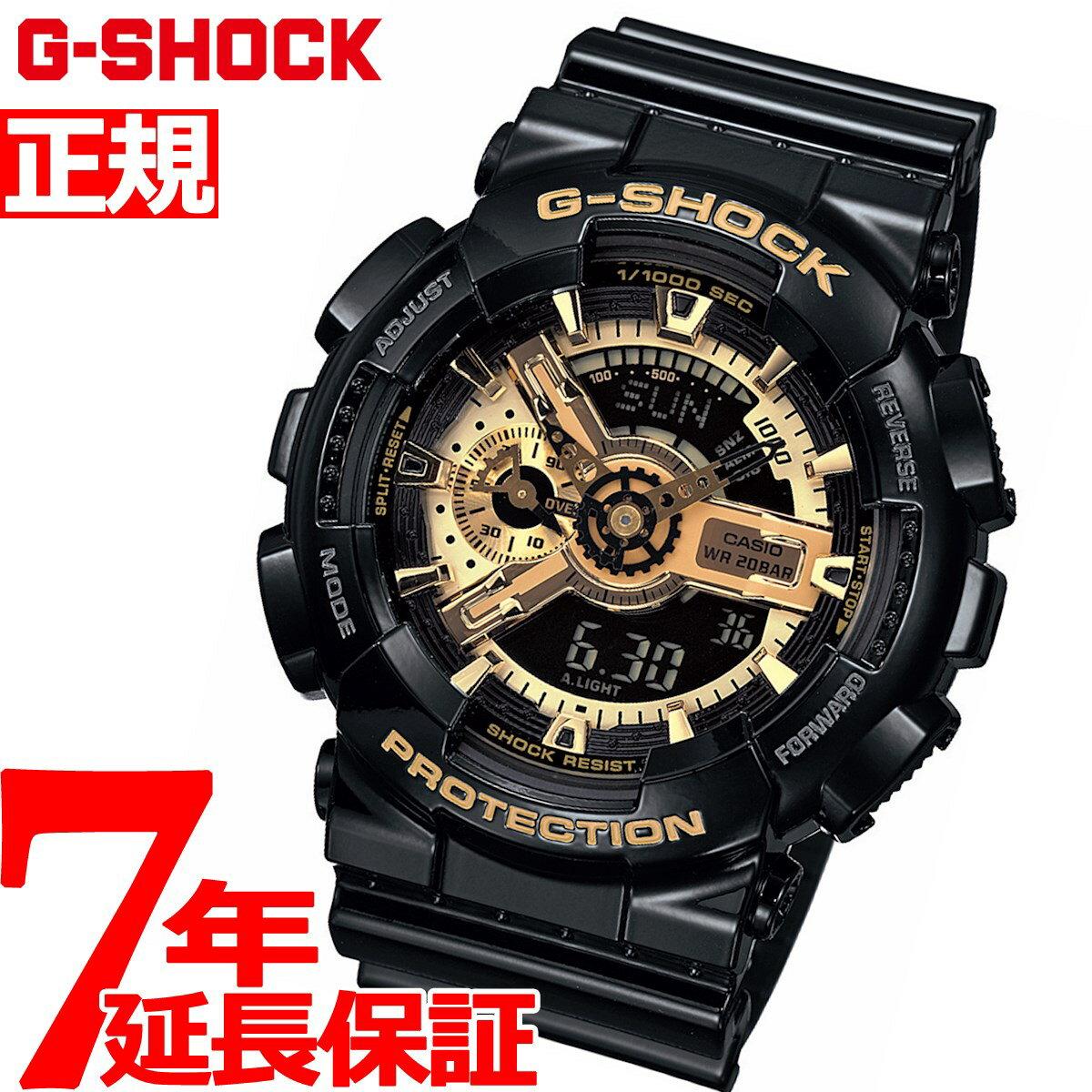 腕時計, メンズ腕時計 35.5G-SHOCK G BlackGold Series GA-110GB-1AJF2020