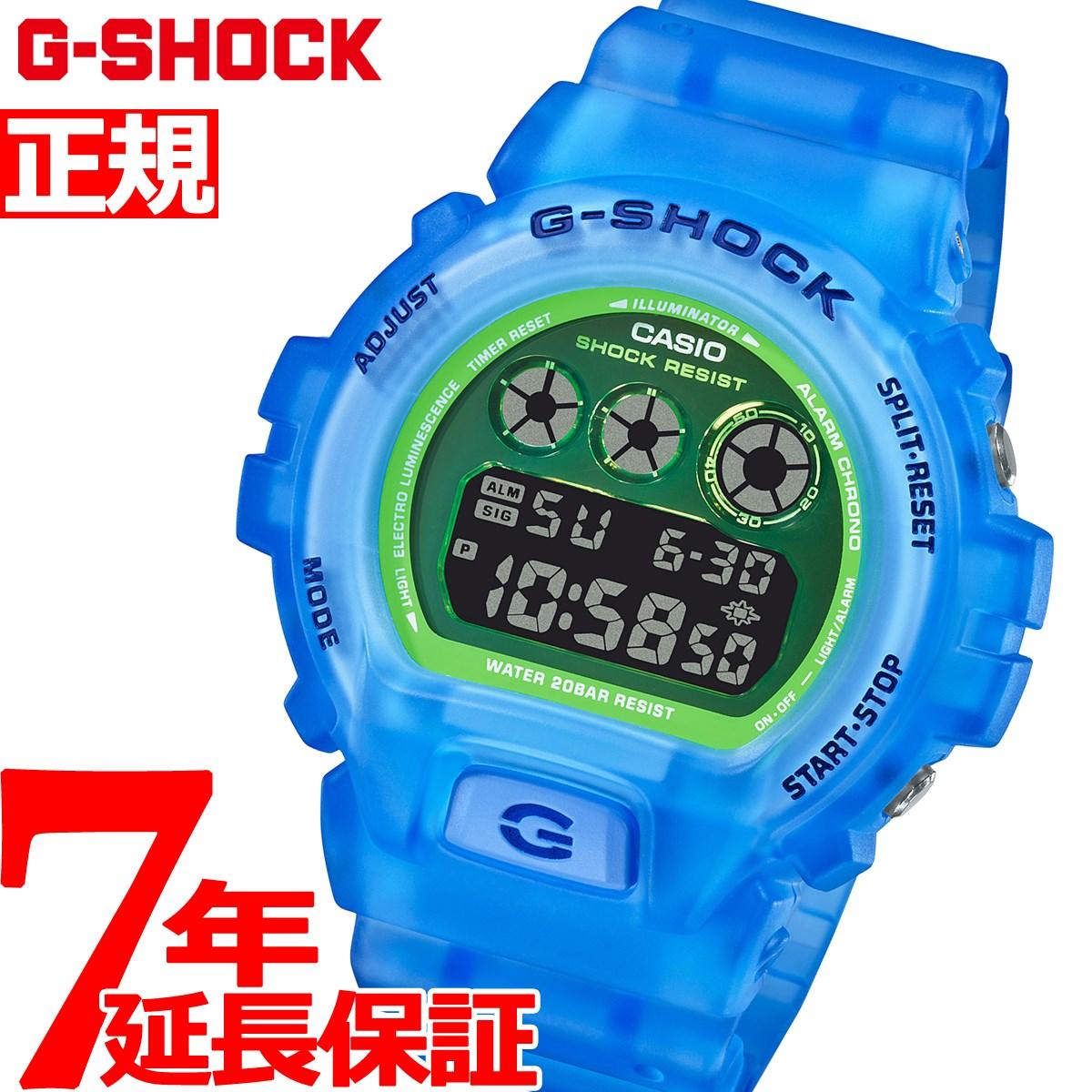 腕時計, メンズ腕時計 35.5G-SHOCK G Color Skeleton DW-6900LS-2JF2020