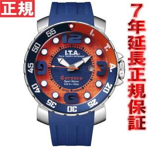 I.T.A.アイティーエー腕時計メンズコルサロネットゥーノCORSARONETTUNO13.01.20