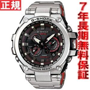 カシオ Gショック MT-G CASIO G-SHOCK 電波 ソーラー 腕時計 メンズ アナログ タフソーラー MTG...