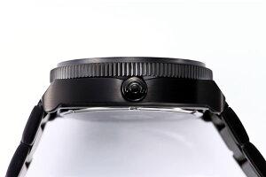 TACSタックス腕時計LENS-MレンズブラックTS1002B