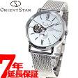 オリエントスター ORIENT STAR 腕時計 メンズ 自動巻き モダンクラシックスケルトン WZ0161DK