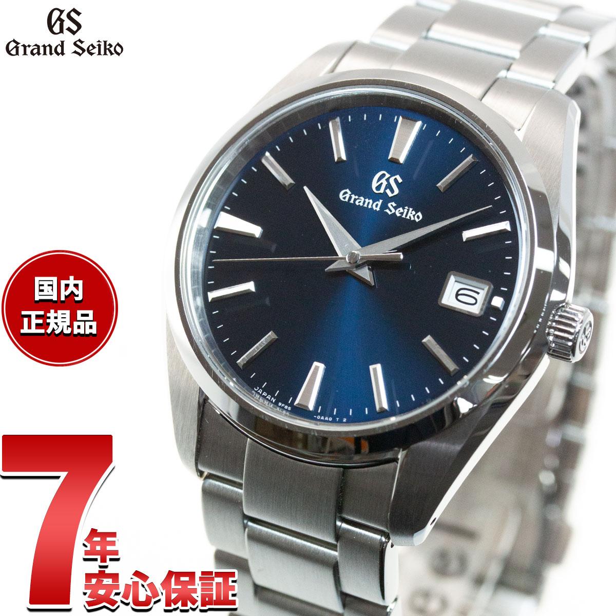 腕時計, メンズ腕時計 34 9F SBGP013 9F85 40mm GRAND SEIKO