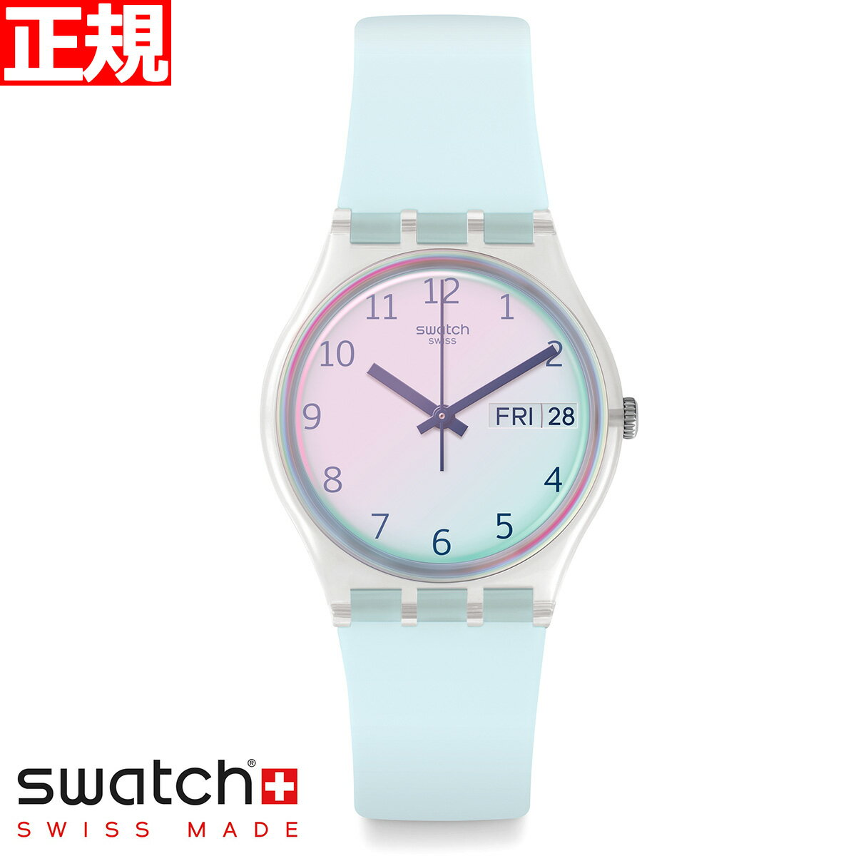 腕時計, 男女兼用腕時計 34swatch Originals Gent ULTRACIEL GE713