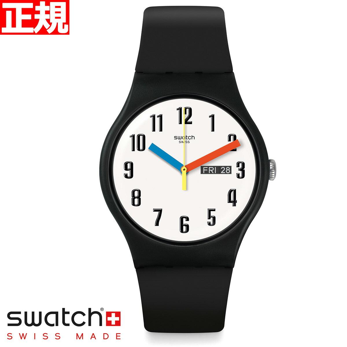 腕時計, 男女兼用腕時計 502000OFF60.552359swatch Originals New Gent ELEMENTARY SUOB728