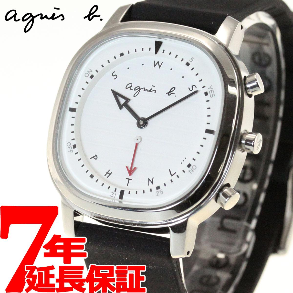 腕時計, メンズ腕時計 2000OFF58.5 Bluetooth agnes b. Bon Voyage FCRB4012020