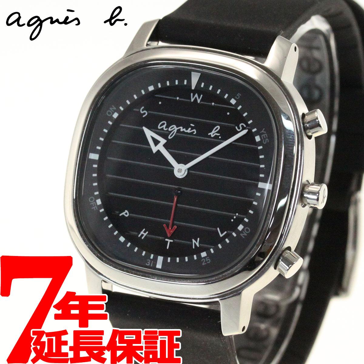 腕時計, メンズ腕時計 2000OFF58.5 Bluetooth agnes b. Bon Voyage FCRB4022020