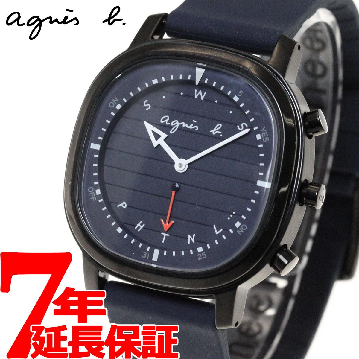 腕時計, メンズ腕時計 2000OFF58.5 Bluetooth agnes b. Bon Voyage FCRB4032020