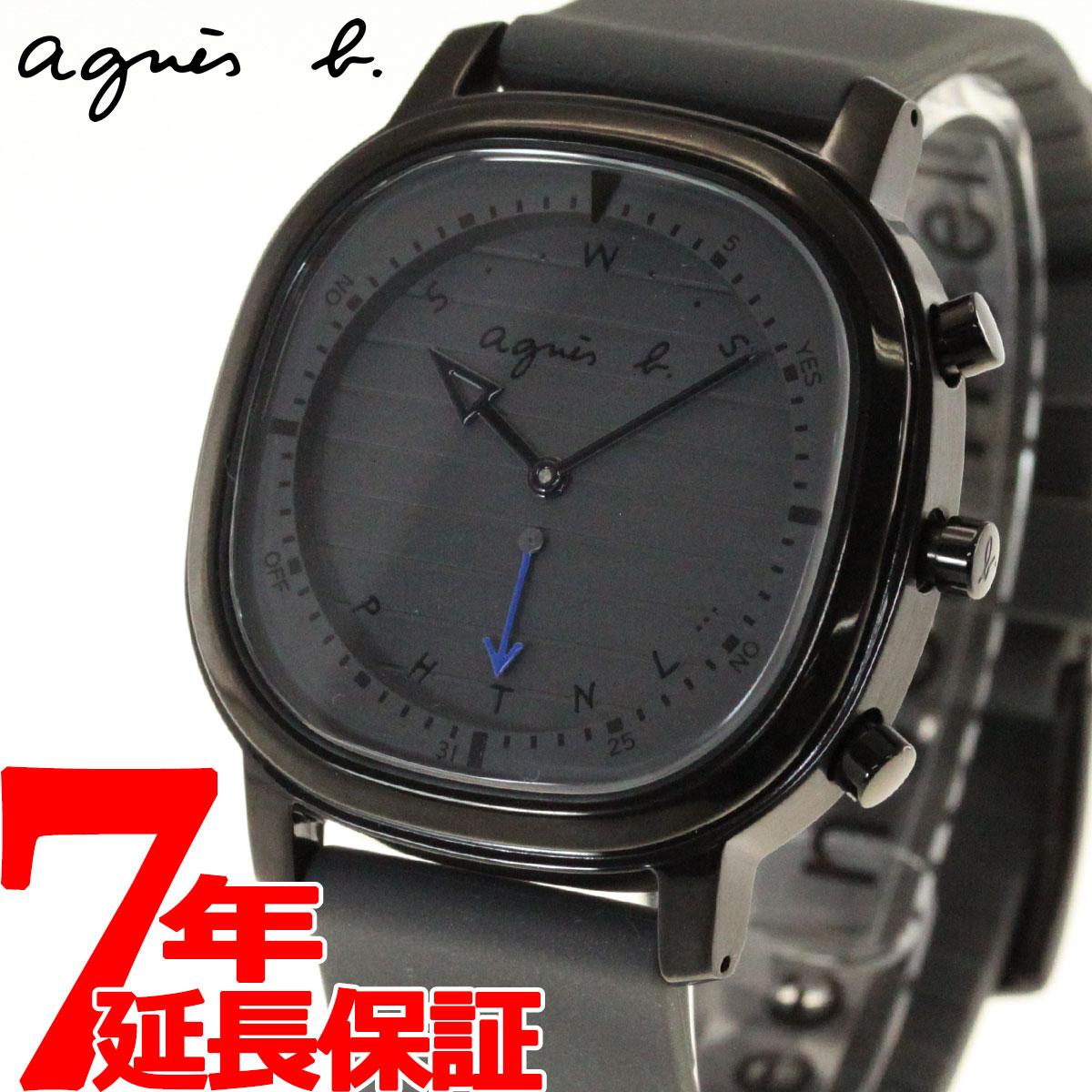 腕時計, メンズ腕時計 2000OFF58.5 Bluetooth agnes b. Bon Voyage FCRB7012020