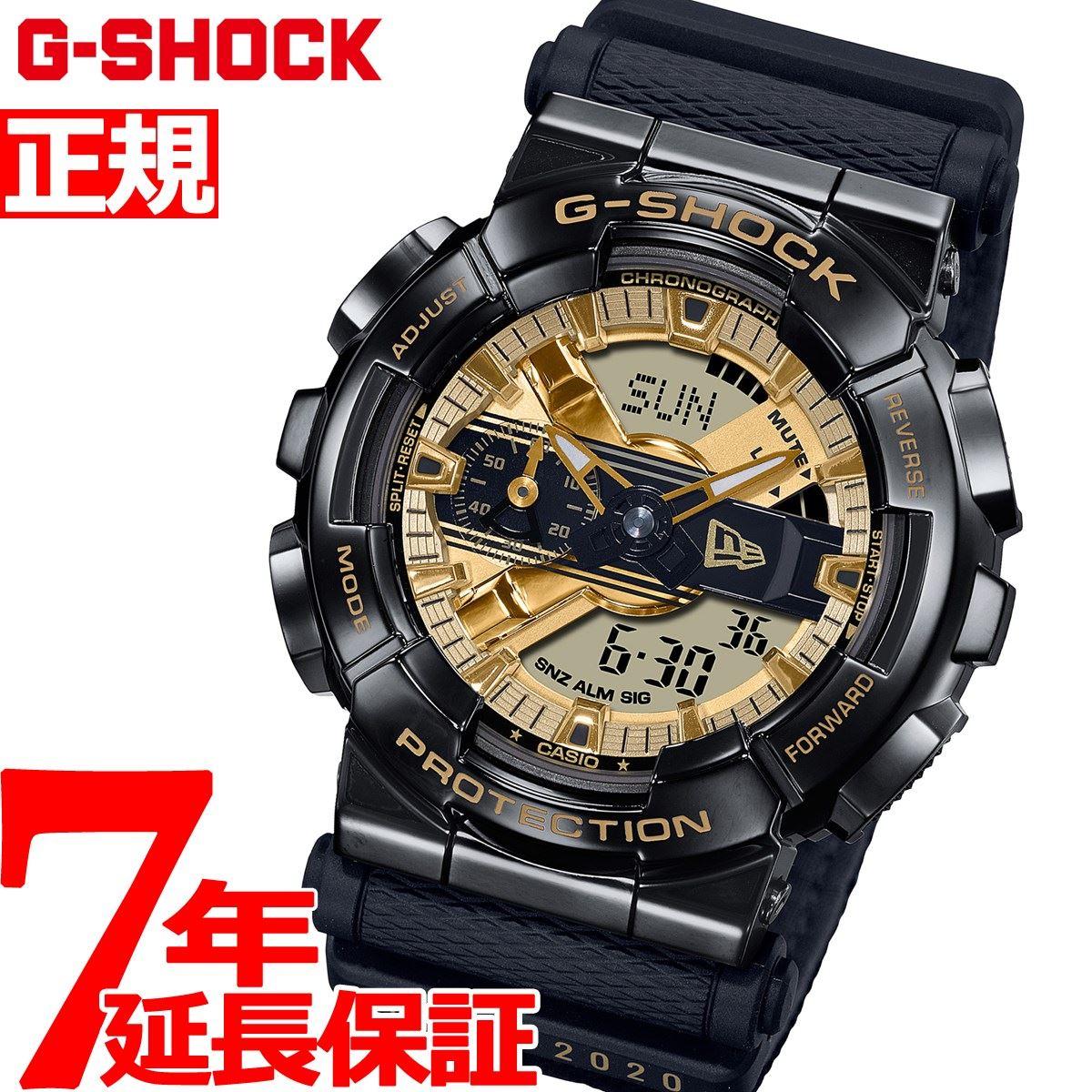 腕時計, メンズ腕時計 34.5G-SHOCK G CASIO NEW ERA GM-110NE-1AJR2020