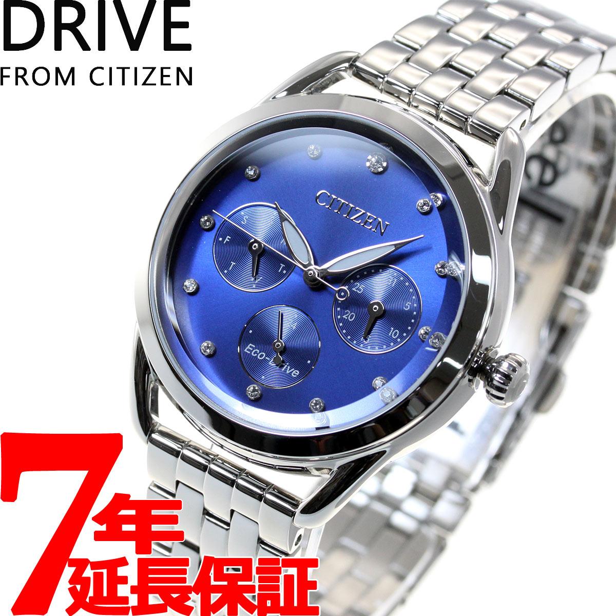 腕時計, レディース腕時計 34DRIVE FROM CITIZEN FD2050-53L