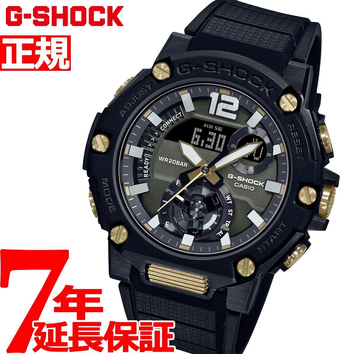 腕時計, メンズ腕時計 502000OFF6352359G-SHOCK G-STEEL G G CASIO GST-B300B-1AJF2021