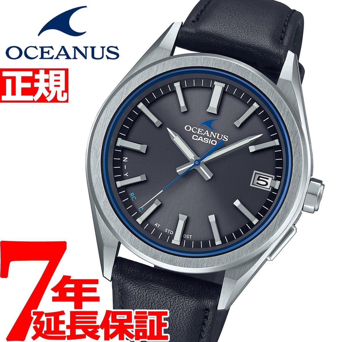 CASIO oceanus 18037182359 CASIO OCEANUS CLASSIC ...