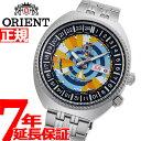 【5日0時〜!店内ポイント最大36.5倍!5日23時59分まで】オリエント ORIENT 限定復刻モデル 腕時計 メンズ 自動巻き リバイバル REVIVAL ワールドマップ RN-AA0E04Y【2021 新作】・・・