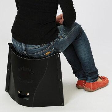 携帯折りたたみチェア パタット 300 PATATTO (高さ30cm) 【椅子 簡易イス アウトドア 持ち運び イケックス】