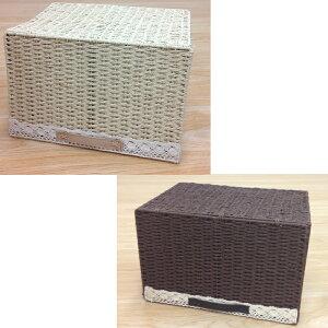 【MISM】クリフトフロントオープンボックス(12ロール収納)【トイレ用品】【収納】【ストッカー】