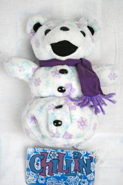 おもちゃ, ぬいぐるみ DEAD BEAR () EDITION9 7 CHILLIN GRATEFUL DEAD