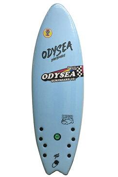 【2020 - 2021継続モデル】 CATCH SURF (キャッチサーフ) ODYSEA SKIPPER FISH QUAD 56 PRO JAMIE O'BRIEN ジェイミー・オブライエン オディシー SURFBOARDS サーフボード スポンジボード ソフトボード ソフトトップ サーフィン SURFING
