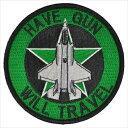 米軍グッズ ワッペン 米軍海兵隊 岩国 第121海兵戦闘攻撃飛行隊パッチ ベルクロ付
