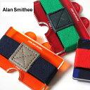 【カードケース】日本製 アクリル ポイント カード ストッカー Alan Smithee アラン スミシー ゴムバンド クリア素材 メンズ 男性 レディース 女性 ユニセックス 国産 ギフト
