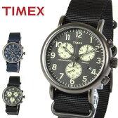 【腕時計 ユニセックス】TIMEX タイメックス ウィークエンダー Weekender クロノグラフ 腕時計 インディグロナイトライト カレンダー ギフト プレゼント メンズ レディース ユニセックス 【楽ギフ_包装】