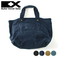 ButlerVernerSails/日本製反応染めキャンバストートバッグ