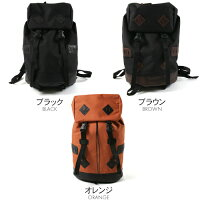 ButlerVernerSails/日本製コーデュラナイロン×牛革フラップバックパック