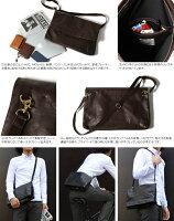 ButlerVernerSails/日本製ポニーレザークラッチバッグ