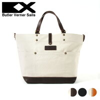 ButlerVernerSails/日本製栃木レザーガーデントートバッグ