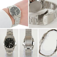 ORIENT/AUTOMATIC自動巻きマルチカレンダー腕時計