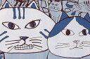 群集猫 掛布団カバー190×210
