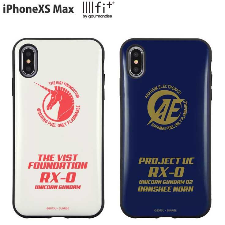 スマートフォン・携帯電話用アクセサリー, ケース・カバー UC iPhoneXSMaxIIIIfitGD-74A GD-74B