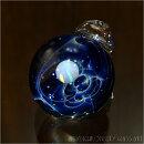 synchronicityglassart(シンクロニシティグラスアート)太田龍『Nebula/ネビュラ』SNG-833【あす楽対応】パイレックスボロシリケイトガラス宇宙ガラスペンダント/星雲