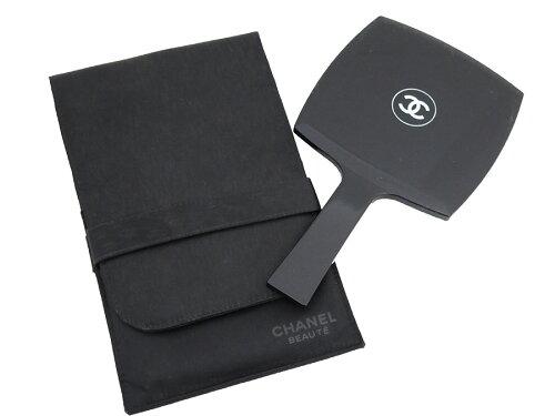 シャネル CHANEL メイク用品 ココマーク 限定 ノベルティー ブラック プラス...