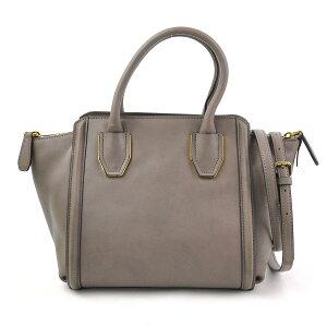 MCM MCM हैंडबैग विकर्ण कंधे बैग 2Way बैग भूरे रंग के चमड़े की महिलाओं को मुफ्त शिपिंग [इस्तेमाल किया] [मानक लोकप्रियता] -yg1xc