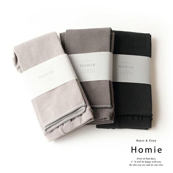 HomieCottonLinenFitLegginsコットンリネンフィットレギンスHL-005靴下HEAVENLY日本製綿麻