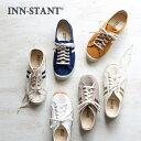INN-STANT インスタント キャンバス ローカット ス