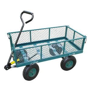 大容量荷物運搬!ガーデンカート!AP ガーデンカート 150Kg【園芸カート 台車 荷車】【ガーデニ...