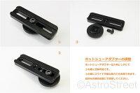 アストロストリートバイザー付きホットシュー対応マルチドットファインダー照準器4種マルチレティクルレッド/グリーン