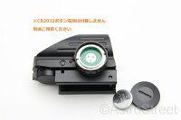 バイザー付ドットサイトドットファインダー照準器4種マルチレティクルレッド/グリーン日本語説明書付