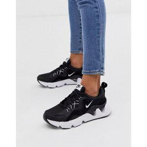 ナイキ レディース スニーカー シューズ Nike black Ryz 365 trainers Black/white