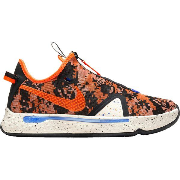 シューズ, メンズシューズ  Nike PG4 Basketball Shoes OrangeBlue
