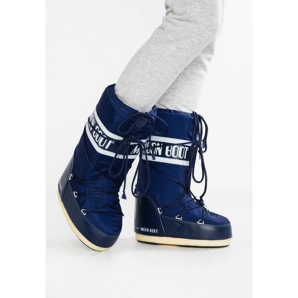 ブーツ, エンジニア  Winter boots - blu
