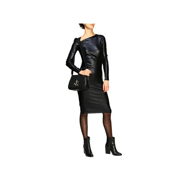 ジミーチュウ レディース ショルダーバッグ バッグ Jimmy Choo Shoulder Bag Shoulder Bag Women Jimmy Choo black