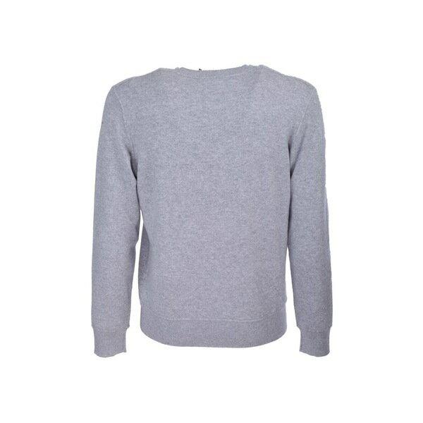 エルメネジルド ゼニア メンズ パーカー・スウェットシャツ アウター Z Zegna crew neck sweater Grigio